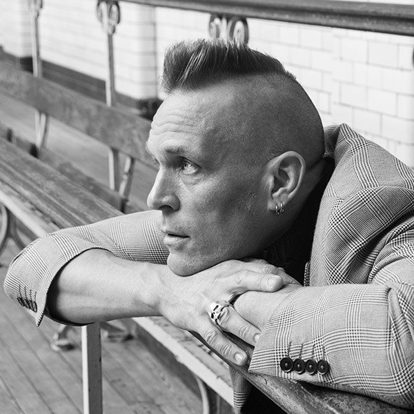 John Robb (Louder Than War, The Membranes, UK)